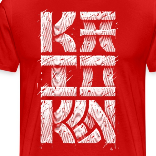 Kaioken - Men's Premium T-Shirt