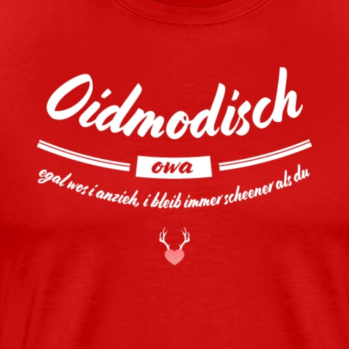 Oidmodisch - Männer Premium T-Shirt