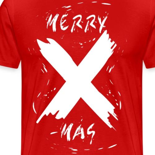 11 Merry X-mas Christmas - Männer Premium T-Shirt
