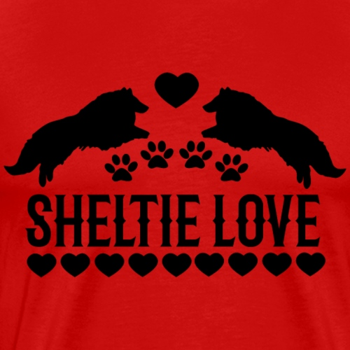 Sheltie Love
