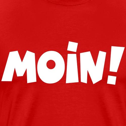 Moin! - Männer Premium T-Shirt