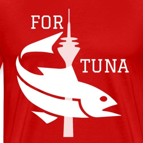 For Tuna - Männer Premium T-Shirt