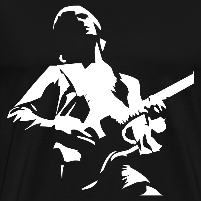 spreadshirt guitar