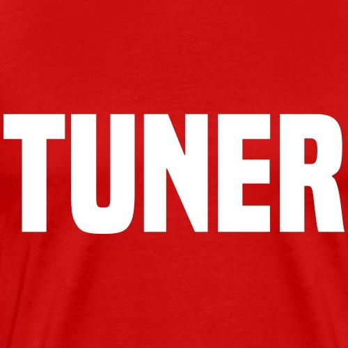 Tuner - Men's Premium T-Shirt