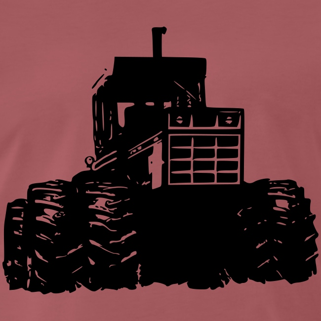 IH 4WD Tractor