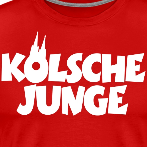 Kölsche Junge - Kölner Jungs aus Köln - Männer Premium T-Shirt