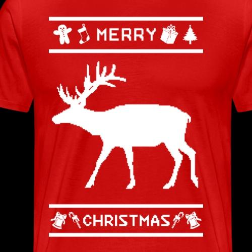Merry Christmas Elch