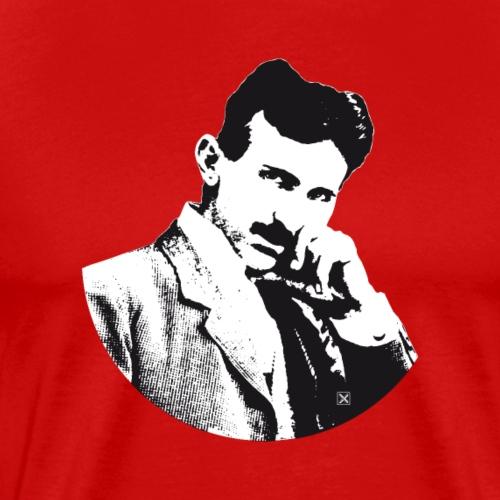 Nicholas Tesla - Men's Premium T-Shirt
