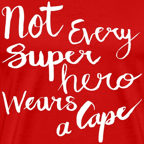 Super Hero - Men's Premium T-Shirt