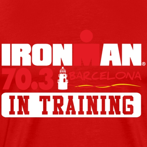 it 703 barcelona alt - Men's Premium T-Shirt