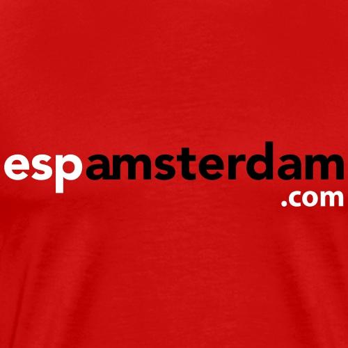 espamsterdam design - Men's Premium T-Shirt