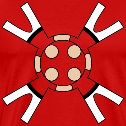 Team 4 - Mannen Premium T-shirt