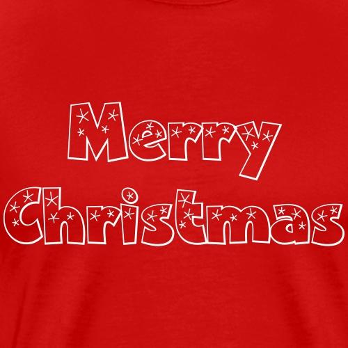 Christmasshirt2 - Männer Premium T-Shirt