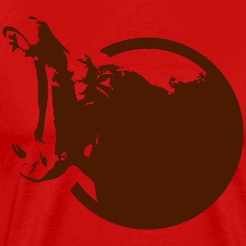 HIPPO - T-shirt Premium Homme