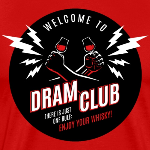 """Malt meets Movie""-Series Part 6: DRAM CLUB - Männer Premium T-Shirt"