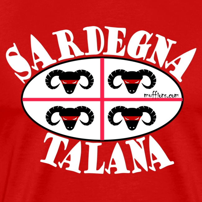 Sardegna Talana Männer-Shirt