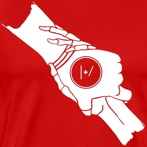 Holding Onto You - Männer Premium T-Shirt