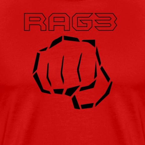 RaG3 Merch - Männer Premium T-Shirt