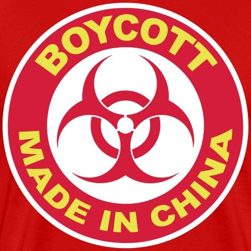 Biohazard made in china - T-shirt Premium Homme