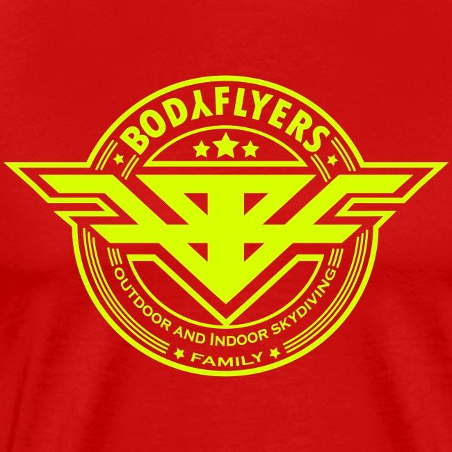 Bodyflyers Family Crest