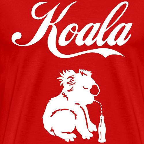 Koala T Shirt - Männer Premium T-Shirt