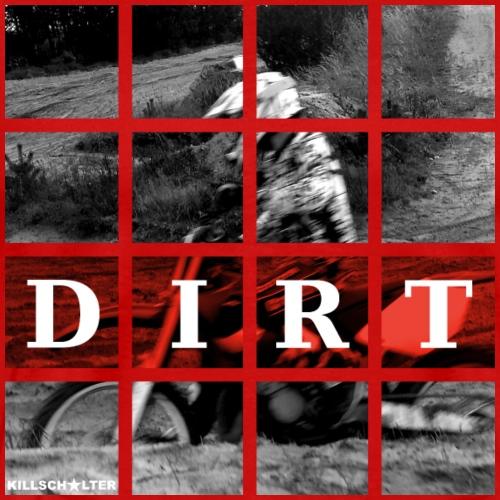 Dirt RD 19 - Koszulka męska Premium
