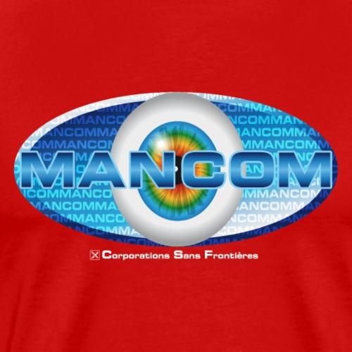 Mancom - Camiseta premium hombre
