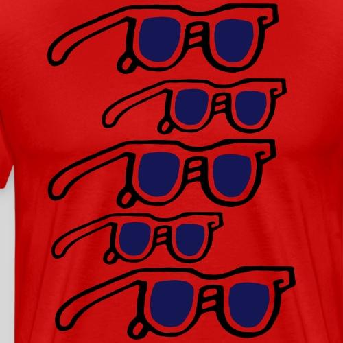 Sonnenbrillen - Männer Premium T-Shirt