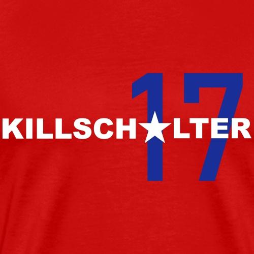 KILLSCHALTER 17 - Männer Premium T-Shirt