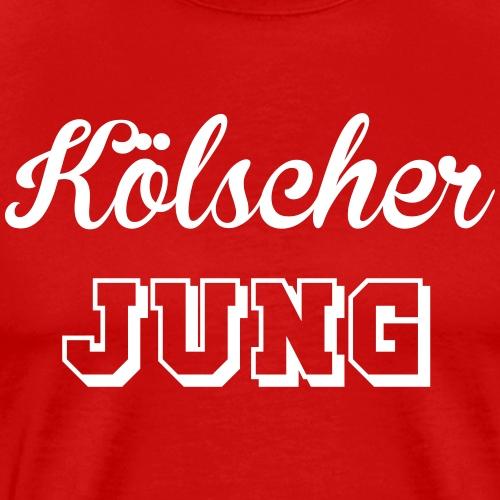 Kölscher Jung - Männer Premium T-Shirt