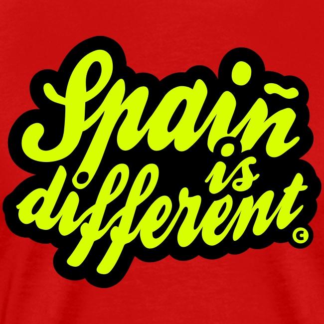 España es diferente