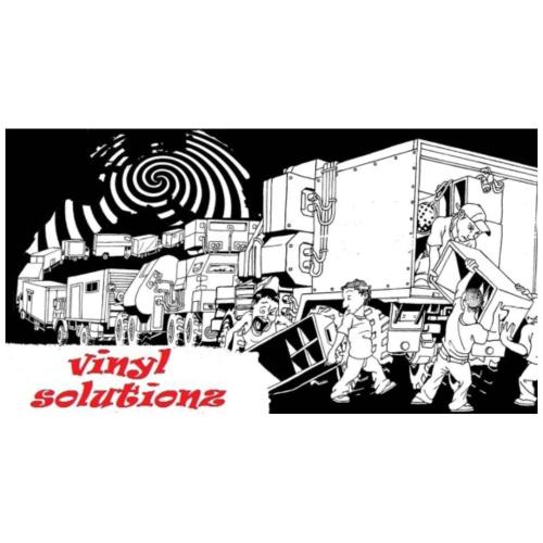 vinyl solutionz - Men's Premium T-Shirt