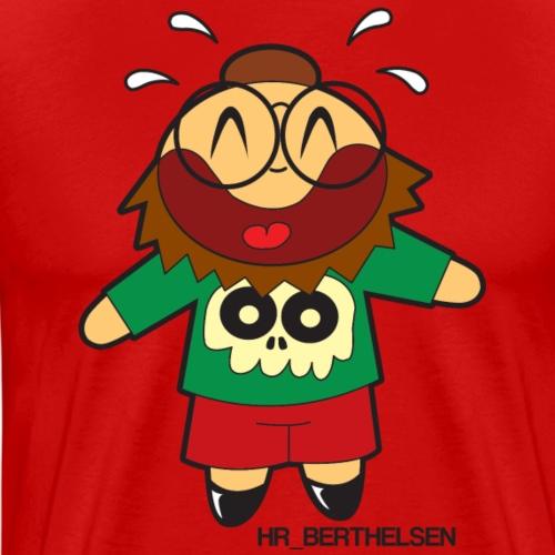 Manga Berthelsen - Herre premium T-shirt