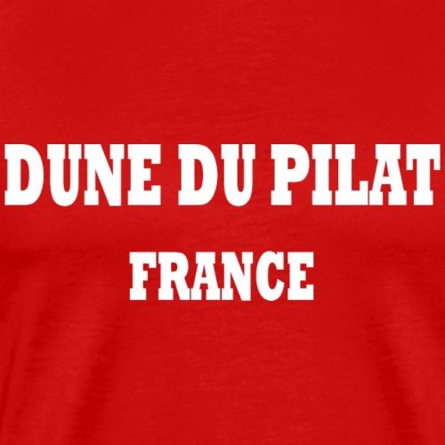 Dune du Pilat France - Men's Premium T-Shirt