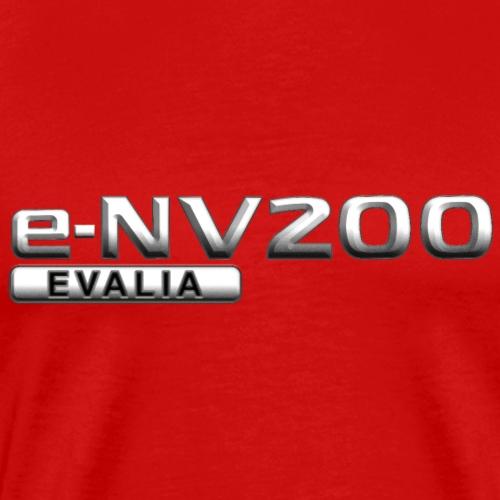 e-NV200 EVALIA Metal - Men's Premium T-Shirt