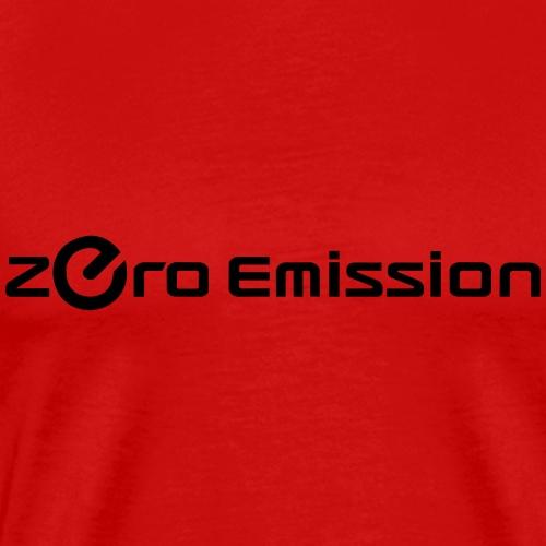 Zero Emission Single (Customisable) Colour - Men's Premium T-Shirt