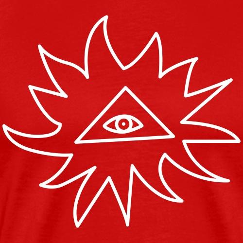 Spirit Sonne - Männer Premium T-Shirt