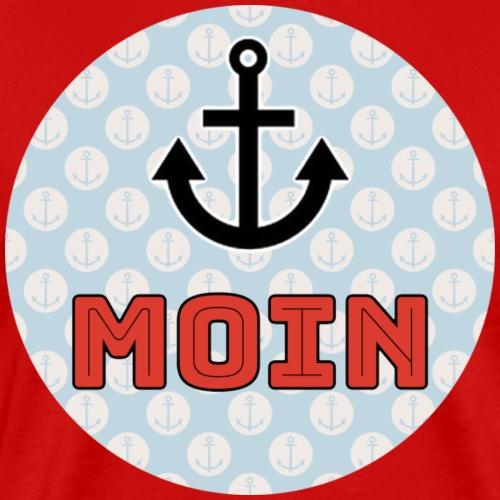 Moin - Männer Premium T-Shirt