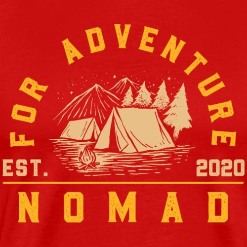 NOMADM3 - Camiseta premium hombre