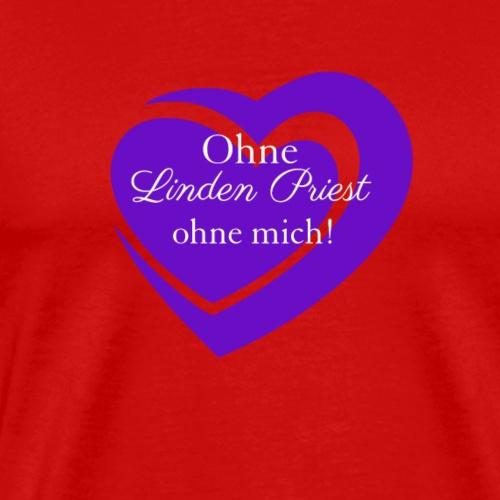 Linden_Priest - Männer Premium T-Shirt