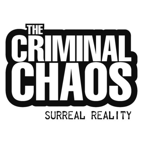 THE CRIMINAL CHAOS - Logo 2020 - SURREAL REALITY - Maglietta Premium da uomo