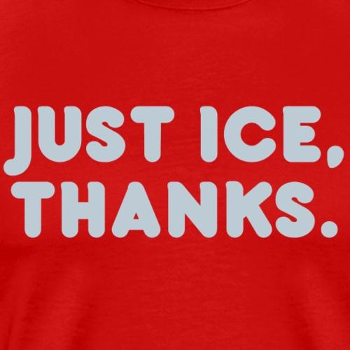justice - Camiseta premium hombre