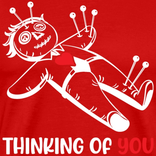 THINKING OF YOU - Männer Premium T-Shirt