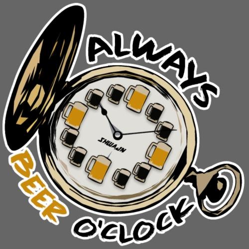 Always Beer O'clock