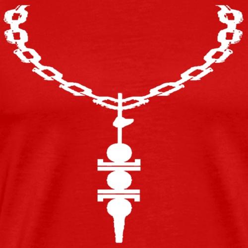 White Chain K - T-shirt Premium Homme