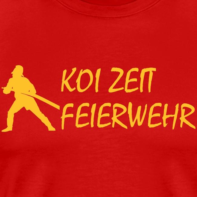KoiZeit - Feuerwehr