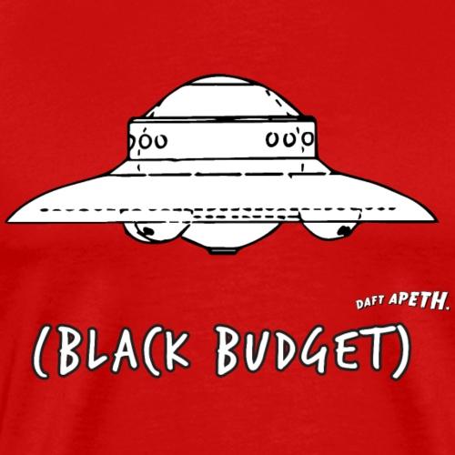 BLACK BUDGET - Men's Premium T-Shirt