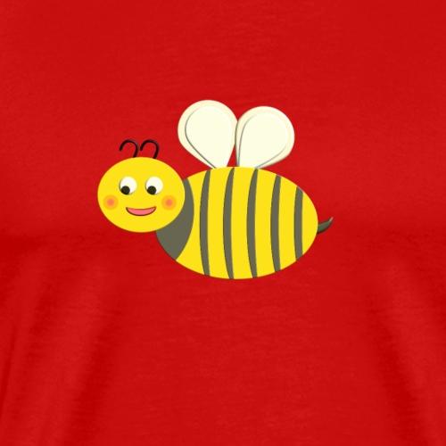 Bee! - Männer Premium T-Shirt