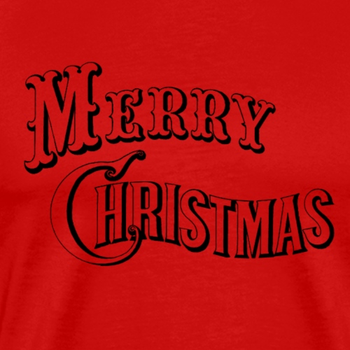 Merry Christmas for you all - Männer Premium T-Shirt