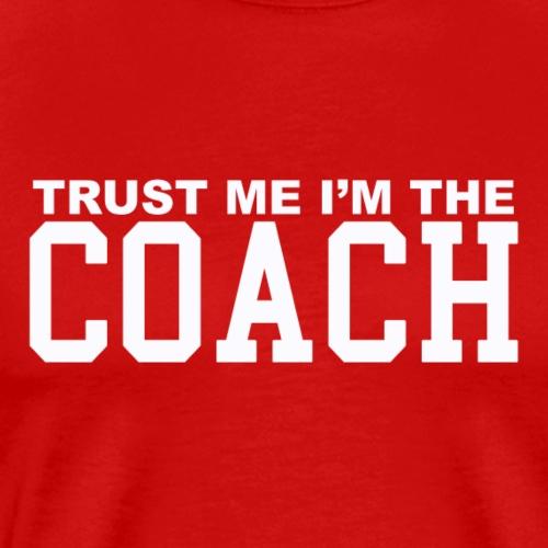 SEXY JOB Coach - T-shirt Premium Homme